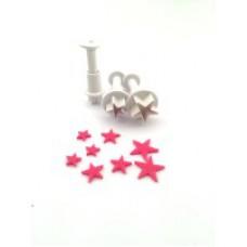 Uitsteker Sterren - mini (set 3 stuks)