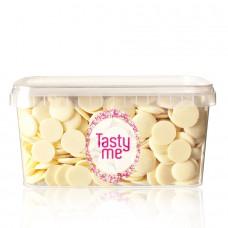 Choco callets blanc 29% - 1kg