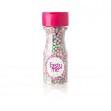 Suikerparel pastel mix 4mm