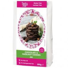 CHOCOLATE & HAZELNUT COOKIES MIX GLUTENVRIJ 350g