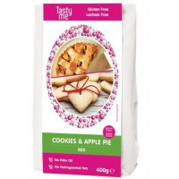 COOKIES & APPLE PIE MIX GLUTENVRIJ 400g