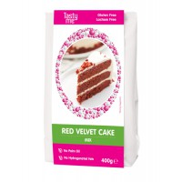 RED VELVET CAKE MIX GLUTENVRIJ 400g