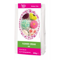FLOWER CREAM MIX GLUTENVRIJ 300g