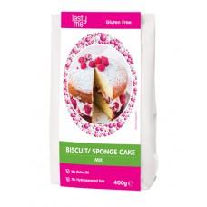 BISCUIT/ SPONGE CAKE MIX GLUTENVRIJ 400g
