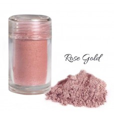 Edible Diamond Dust - Rose gold 10 gram