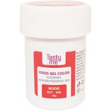 Eetbare Kleurstof Gel Rood 30g